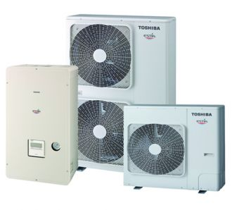 Toshiba Heat Pumps :: Estia Air-Water